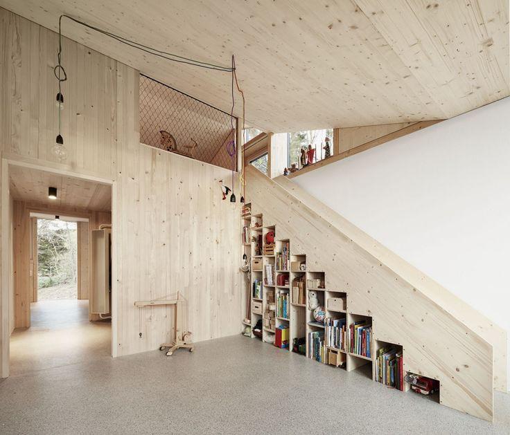 Holz architektur innenraum  39 besten Weißtanne Innenraum Bilder auf Pinterest | Wohnen ...