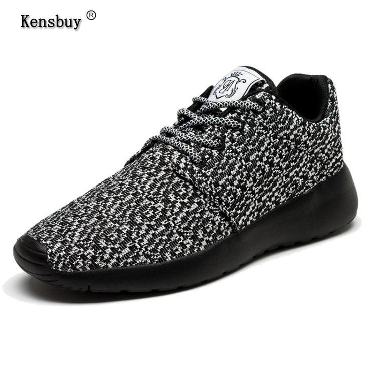Homme Chaussures Casual Chaussures à lacets respirante Mesh Hommes Rouge Bas Superstar chaussures en toile Mocassins Noir,gris,43