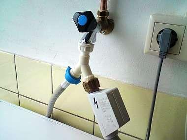 Wasmachine en vaatwasser aansluiten