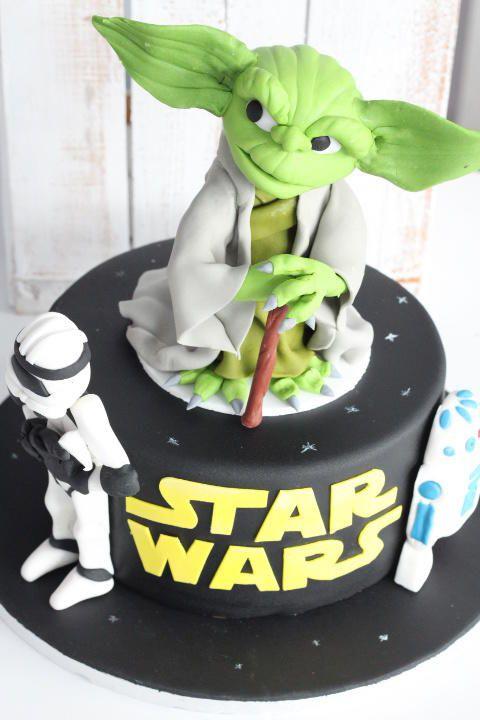 Star cakes by Tortenküche