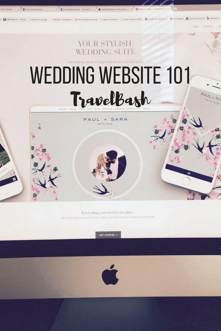 Need Some Help With The Perfect Wedding Website Read How To Make