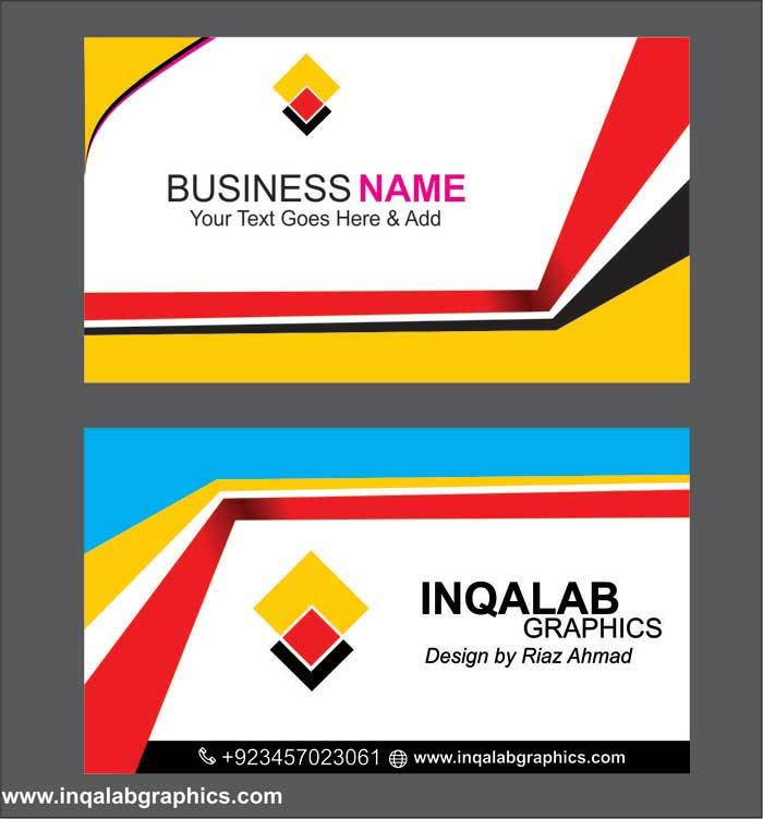 Business Cards Free Business Card Templates High Quality