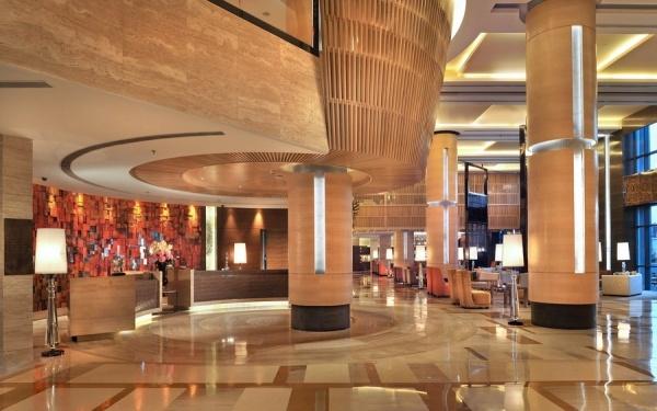 JW Marriott Hotel, Chandigarh, India.
