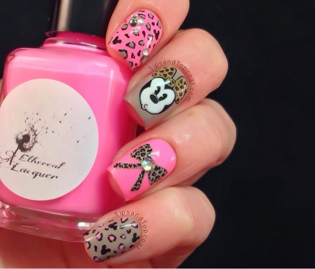 Inspired By... Week | Sloteazzy - Tips and Topcoat