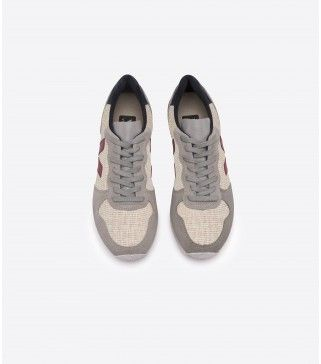 HOLIDAY LOW TOP SUEDE JUTE...