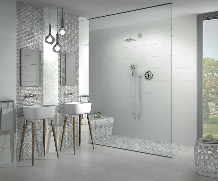 Exploitez une lumi re naturelle pour embellir la salle de - Tout pour la salle de bain ...