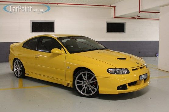 2006 Holden Special Vehicles Coupe VZ Series GTO
