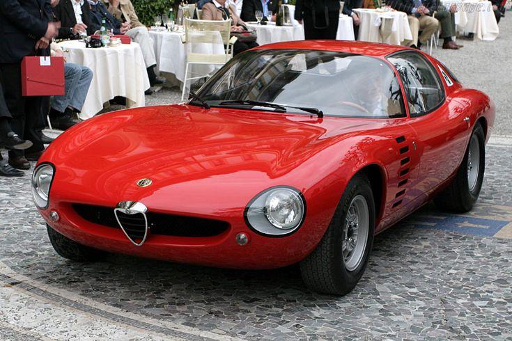 Alfa Romeo Canguro (Chassis 10511 AR 750101 - 2005 Concorso d'Eleganza Villa d'Este) High Resolution Image