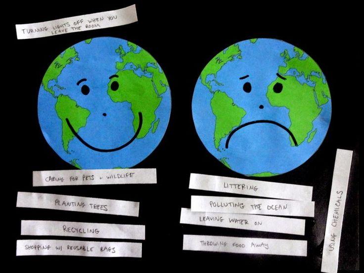Mom's Tot School: Earth Day!