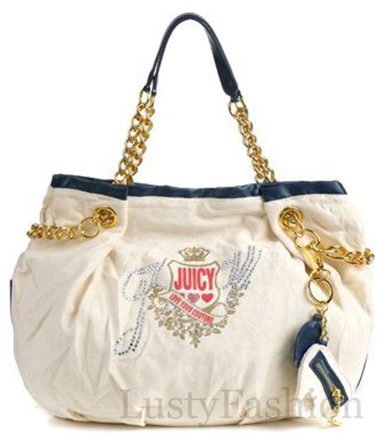 Latest Trendy Juicy Couture Handbags - LustyFashion : LustyFashion
