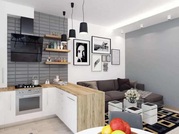 кухня-гостиная 12 м: 14 тыс изображений найдено в Яндекс.Картинках