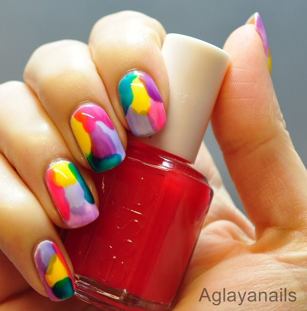 The 25 best hippie nails ideas on pinterest hippie nail art the 25 best hippie nails ideas on pinterest hippie nail art pretty nails and tie dye nails prinsesfo Choice Image