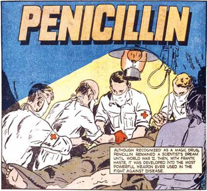 this is a essay about penicilline The discovery of penicillin discover the story of researcher sir alexander fleming,  background essay print in 1928, british researcher alexander fleming .