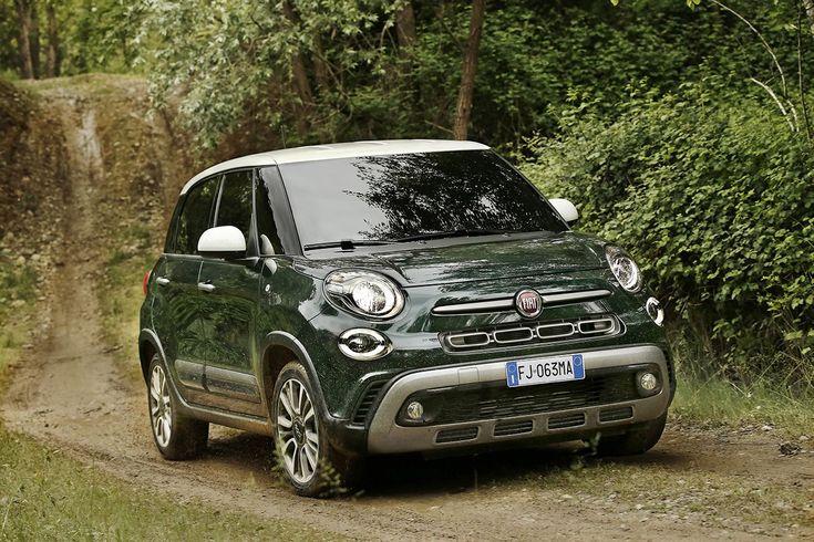 Το νέο Fiat 500L (video)