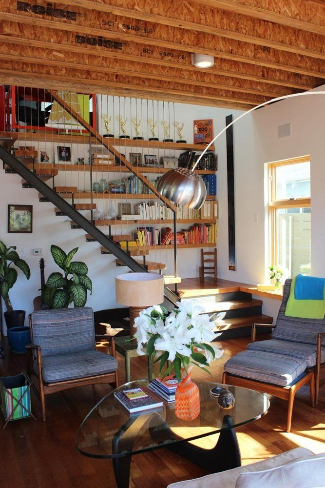 Name: Isabelle Duvivier, AIA, LEED AP Location: Venice - Los Angeles, California Size: 2,000 square feet Years lived in: 1 year Architect Isabelle Duvivier had been living in rentals in Venice for many years when she decided to purchase her own home. She fell in love with a 1912 Craftsman cottage in Venice, although the place was not without its challenges — the house needed major repairs. Keeping historic elements from the home while renovating it to meet and exceed green standards wa...