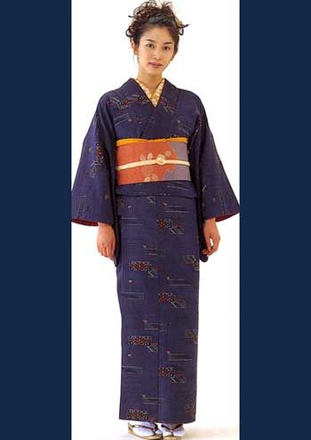 This link should lead to step by step instructions as to how to don the kimono. I will be taking a class long before  the wedding.