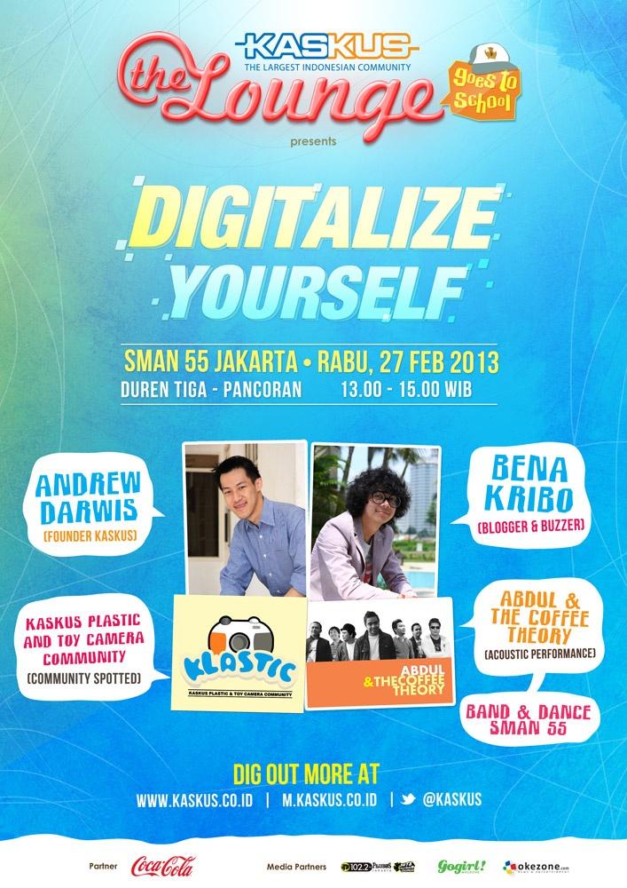 Pertamax! KASKUS The Lounge Goes To School | Kaskus - The Largest Indonesian Community