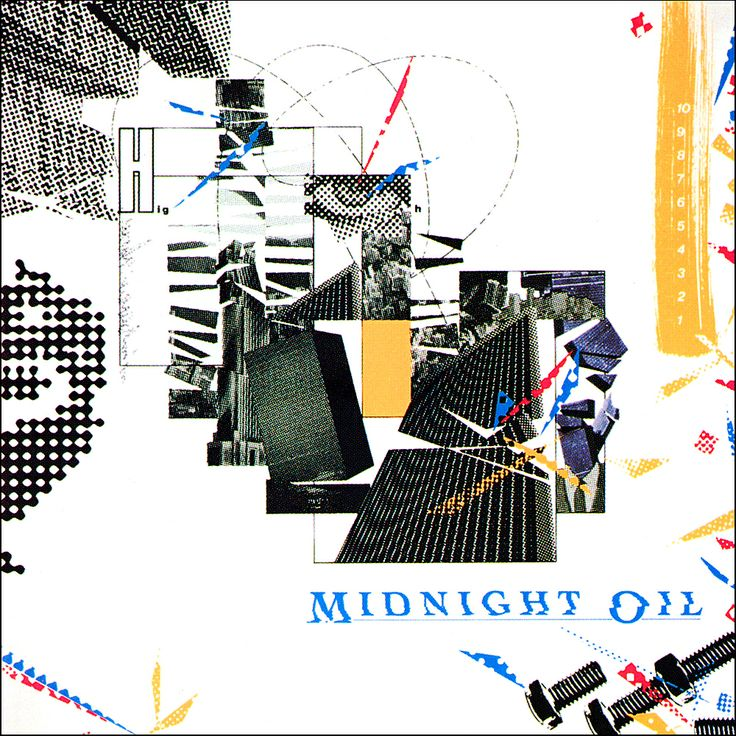 Midnight Oil • 10, 9, 8, 7, 6, 5, 4, 3, 2, 1