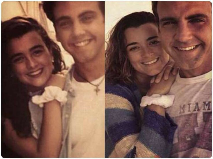 Young Cote and Carlos/ more recent Cote and Carlos