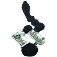 Black handle water pipe mini smoking pipe for sale s102