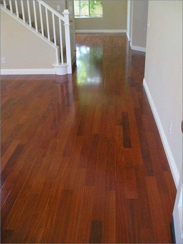 Engineered Hardwood Flooring | Santos Mahogany