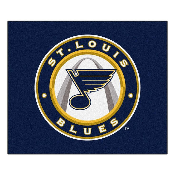 St. Louis Blues NHL 5x6 Tailgater Mat (60x72)