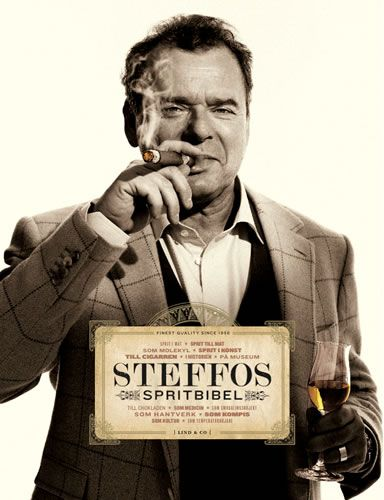 """Steffos Spritbibel"" by #SteffoTörnquist from the #MadMen #Groomingbox. A famous #Swedish #TV presenter and a #connoisseur of #liquor, has recently published his great book which we highly recommend. ""Steffos Liquor Bible"" was awarded the best #book about liquor in 2013. It's a great possibility for those who want to get know more about the finest liquor in the world. #SteffosSpritbibel #LiquorBible #subscription #whisky #whiskey #drink #cigar #styleicon #style #mensstyle #SteffosBibel #men…"
