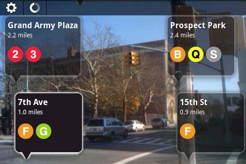 Wayfinder App - Subway finder $2