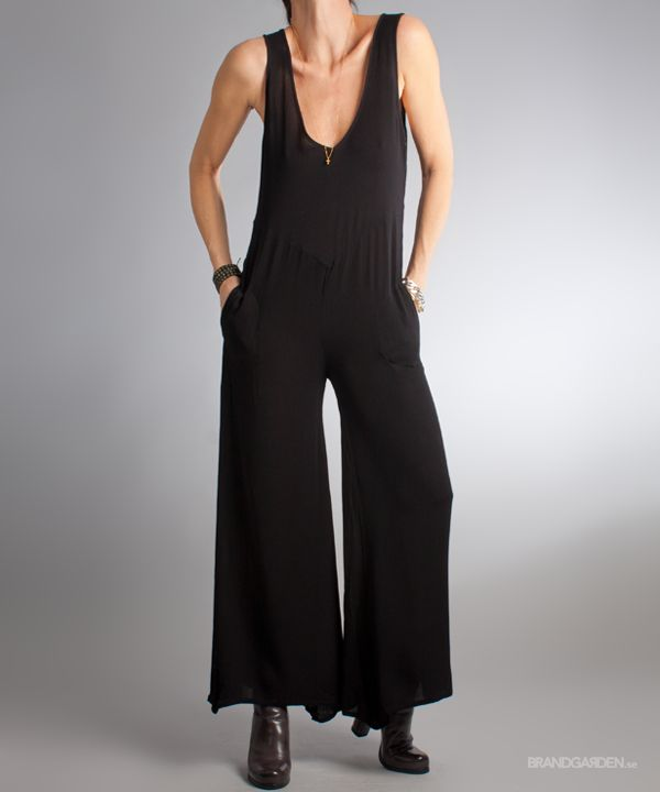 BlackJack Maxi Jumpsuit OneTeaspoon