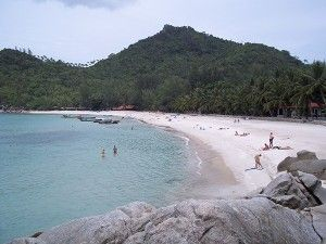 Bottle Beach in Koh Phangan