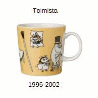 Toimisto (1996 - 2002)