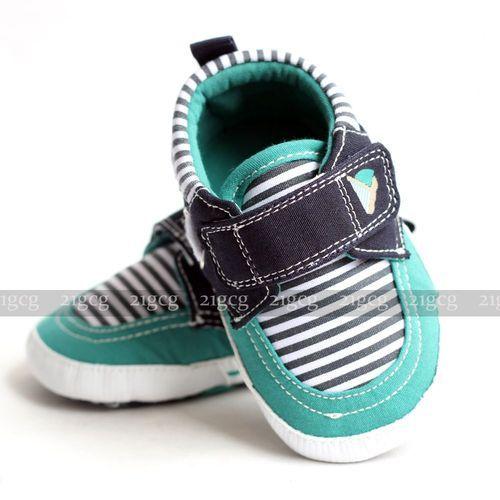 Sport Toddler Baby Boy Crib Sneaker Walking Shoes Newborn to 12 Months CA3016