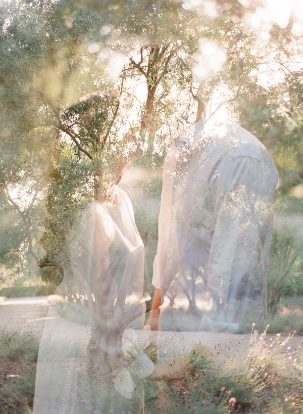 Double Exposure at San Ysirdro Ranch  KT Merry