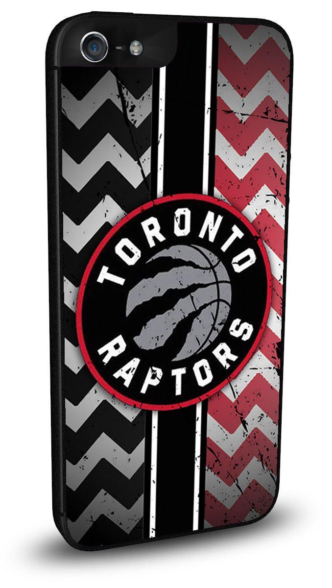 Toronto Raptors Cell Phone Hard Case for iPhone 6, iPhone 6 Plus, iPhone 5/5s, iPhone SE, iPhone 4/4s or iPhone 5c