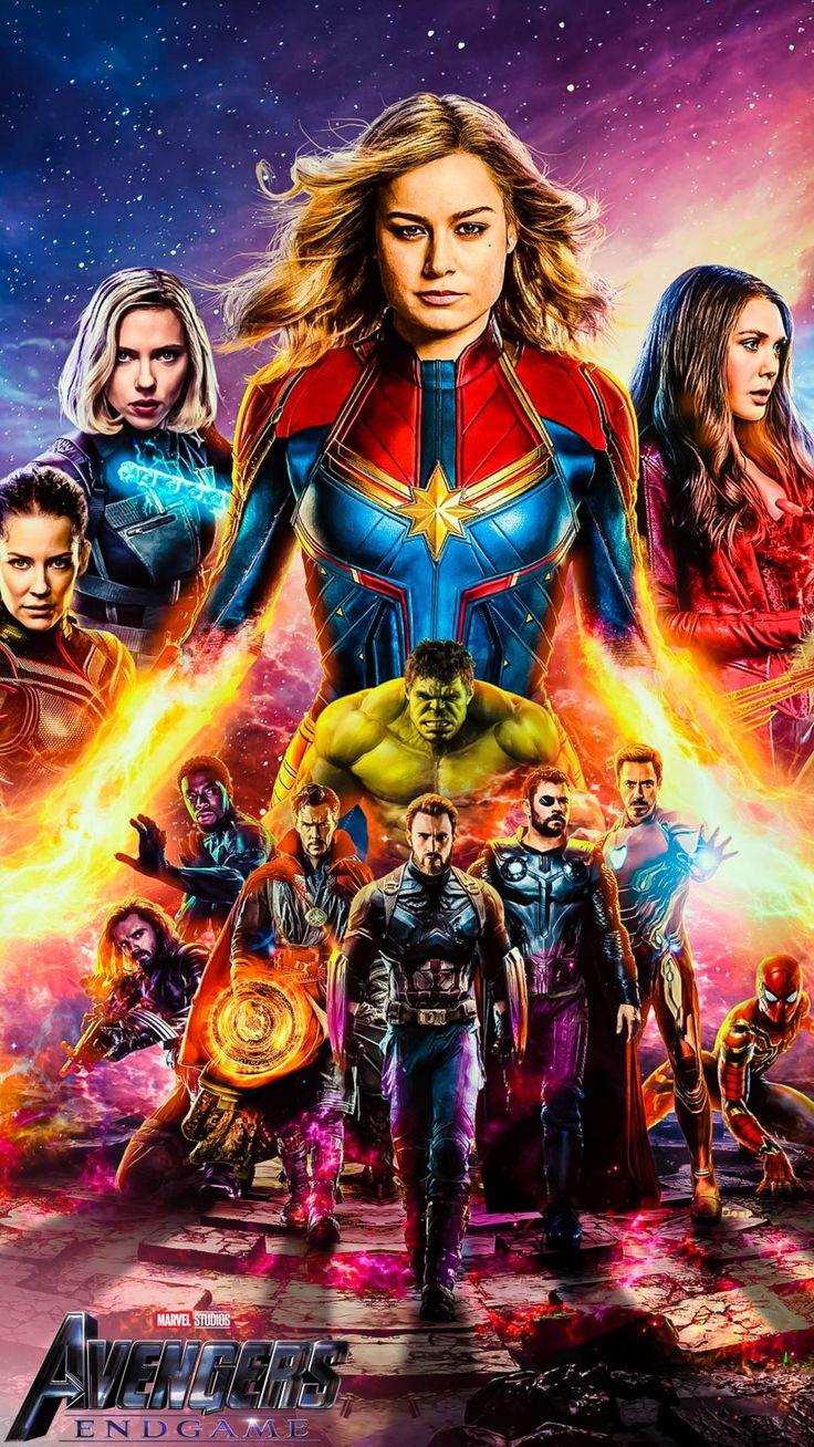 AVENGERS_ENDGAME iPhone Wallpaper Marvel cinematic