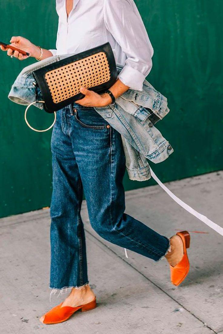 El Estilo De Denim Ultra Cool Que Está Reemplazando A Nuestros Skinny Jeans