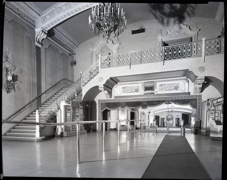 Lobby of Jeffery Theater, Chicago