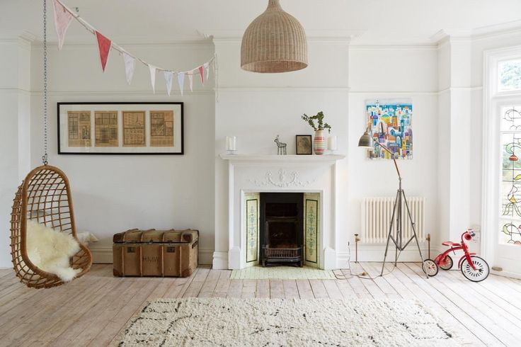 Home Tour : une maison apaisante à Londres •• a soothing house in London | Elephant in the Room