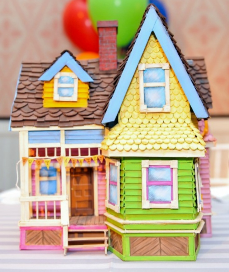 33 Best Images About Up Gingerbread House On Pinterest