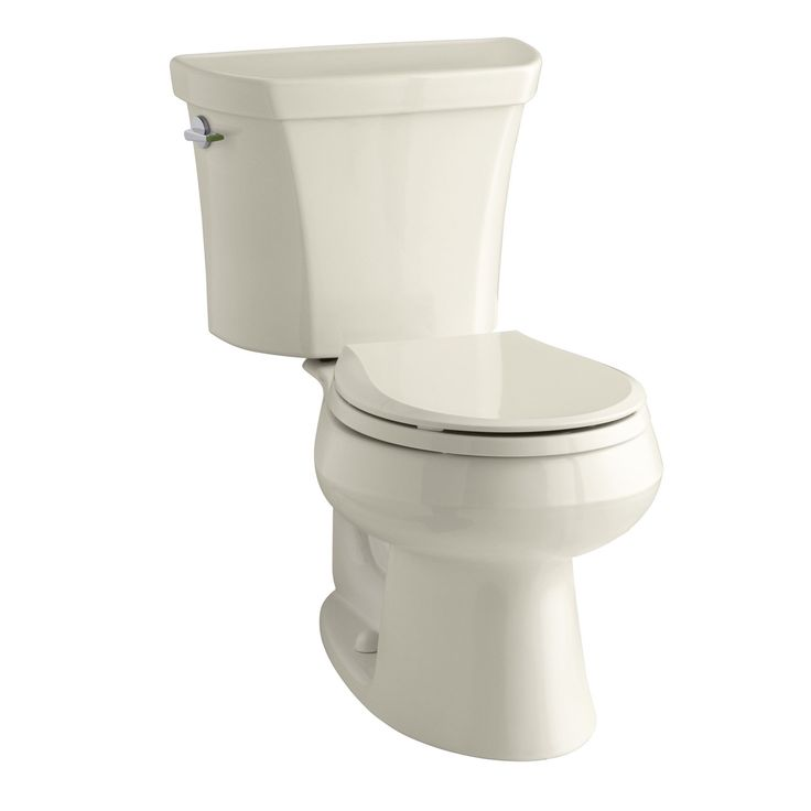 Wellworth 2 Piece Dual-Flush Toilet with Class Five Flush Technology