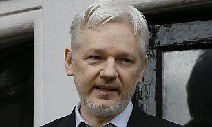 Julian Assange brands Hillary Clinton a 'war hawk' who fuelled rise of ISIS | Daily Mail Online