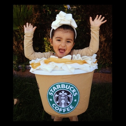 My friend did the best costume for her daughter last year. <3 Love you girls, @Jessica AlvaradoFrappucchino Costumes, Starbucks Costumes, Future Daughter, Halloween Costumes, Kid Costumes, Dresses, Best Friend Costumes Diy, Amazing Halloween, Costumes Handmade