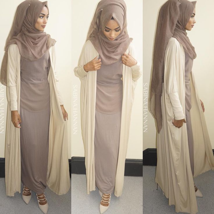 40 best dresspirations images on Pinterest | Hijab outfit, Hijab ...