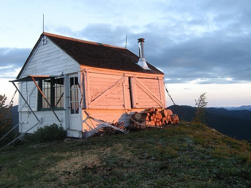 1930s historic cabin