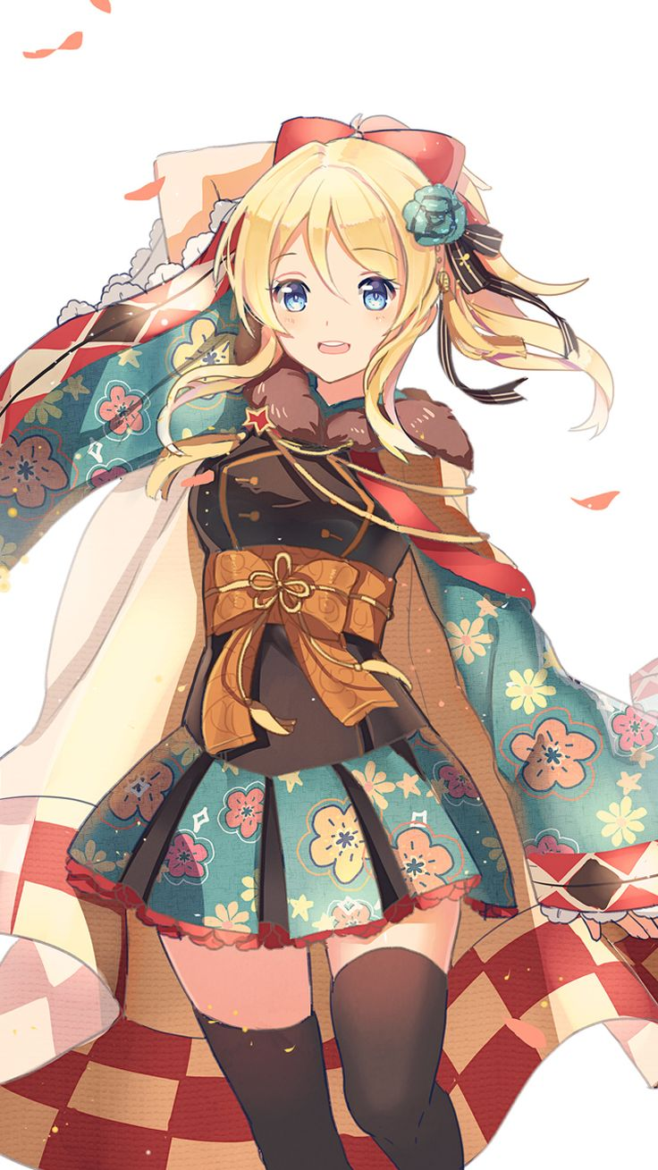 28 Best Anime Kimono Ideas Images On Pinterest
