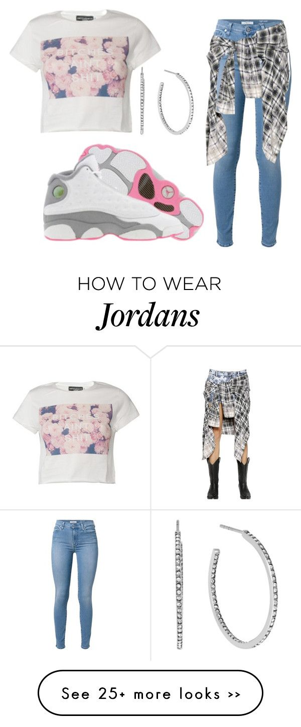 """"" by nadiyalove on Polyvore featuring 7 For All Mankind, Faith Connexion and Michael Kors"