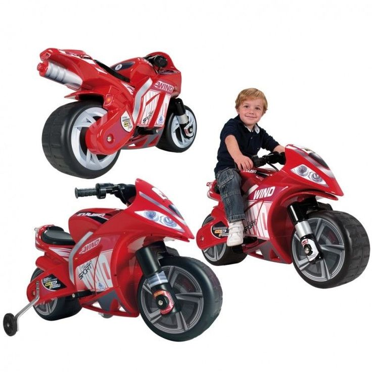 Toddler Ride On Car Vehicle Christmas Xmass Gift Electric Riding Motorbike Red #ToddlerRideOnCar