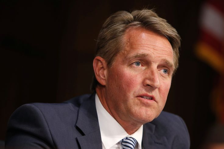 """In his new book """"Conscience of a Conservative,"""" Sen. Jeff Flake, R-Ariz., examines where his own party has gone wrong, calls for a return to conservatism and criticizes the man at the top of the ticket. Sitting down with Judy Woodruff for a conversation, the Republican senator speaks out about President Trump but says he has """"done nothing"""" that would force lawmakers to kick him out of office."""