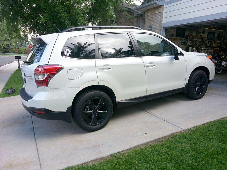 Plasti Dip on stock wheels | Subaru Forester | Subaru ...