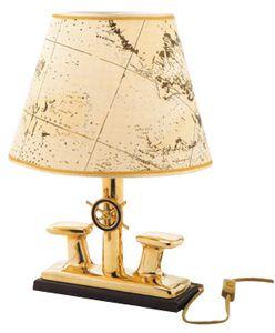 En oferta Lampara Nautica decorativa, Noray en Base